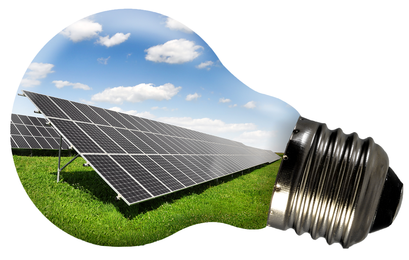 Solar to Dominate Electricity by 2050. Energy - Solar Energy PNG