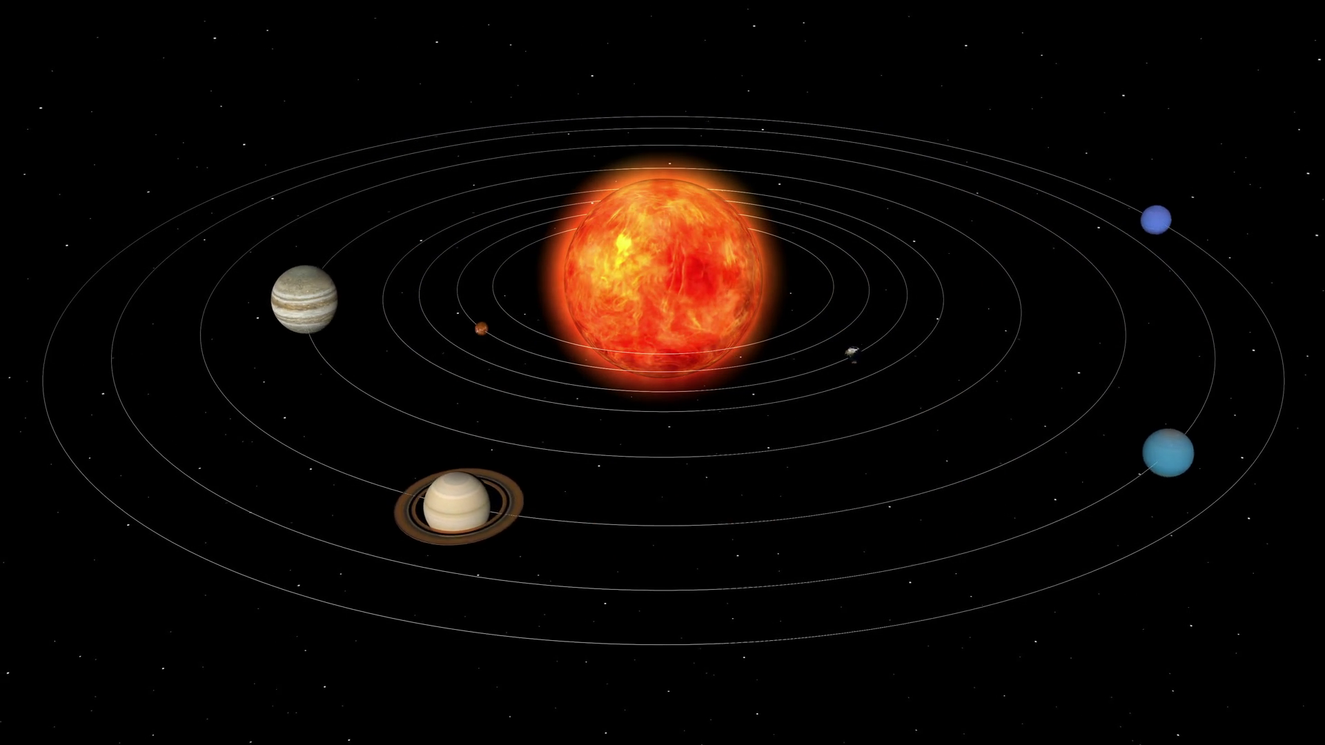 Solar System Png Hd Transparent Solar System Hdpng Images