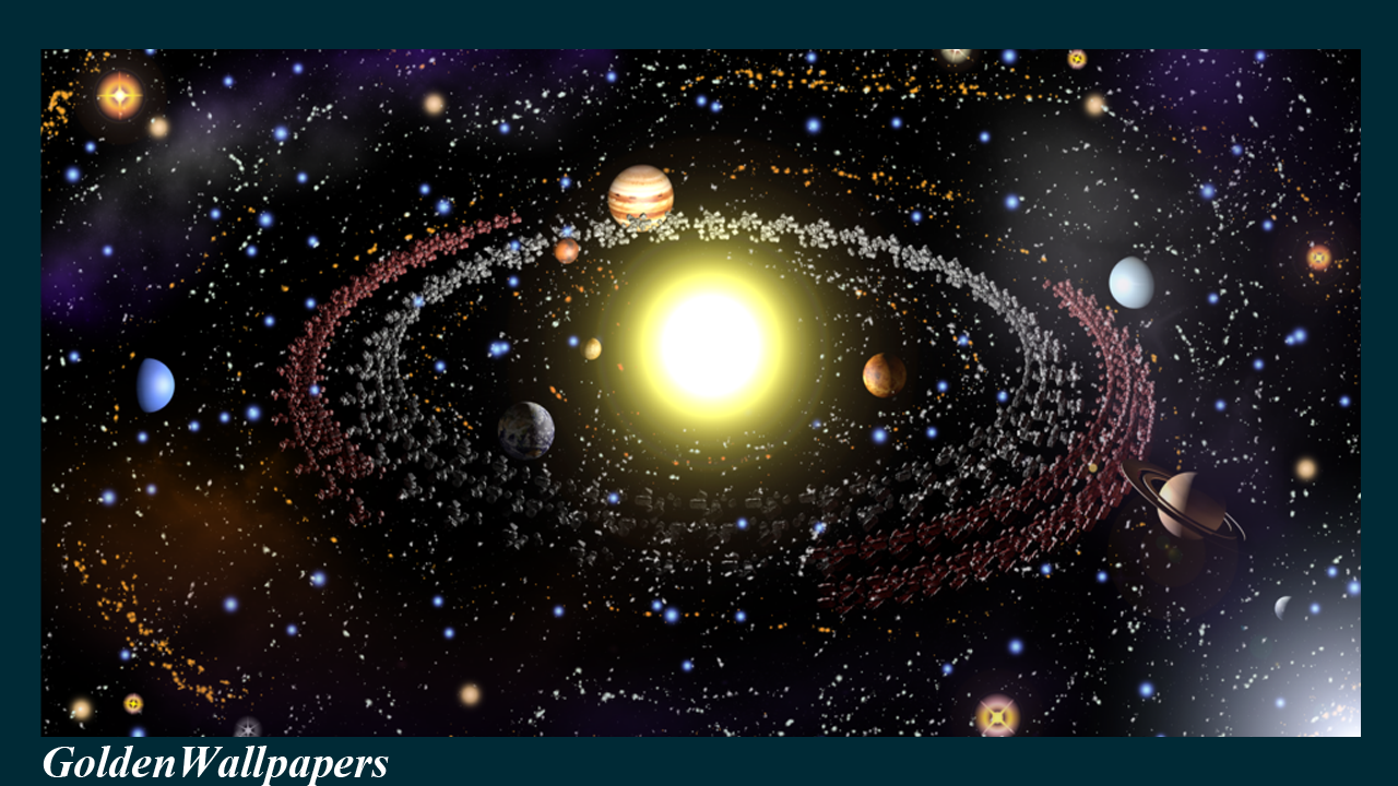 Solar System Wallpaper - Android Apps On Google Play - Solar System PNG HD