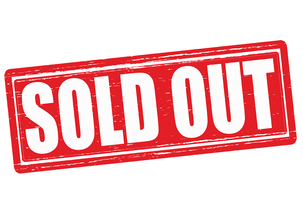 Sold Out - Sold Out PNG