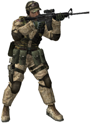 Soldier HD PNG - 95982