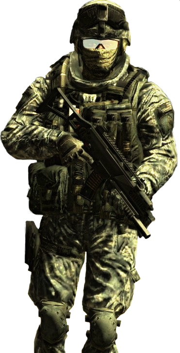 Soldier HD PNG - 95980