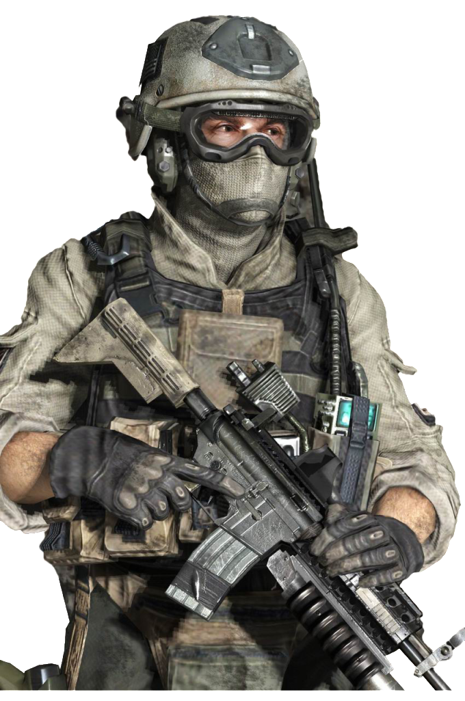 Soldier HD PNG - 95984