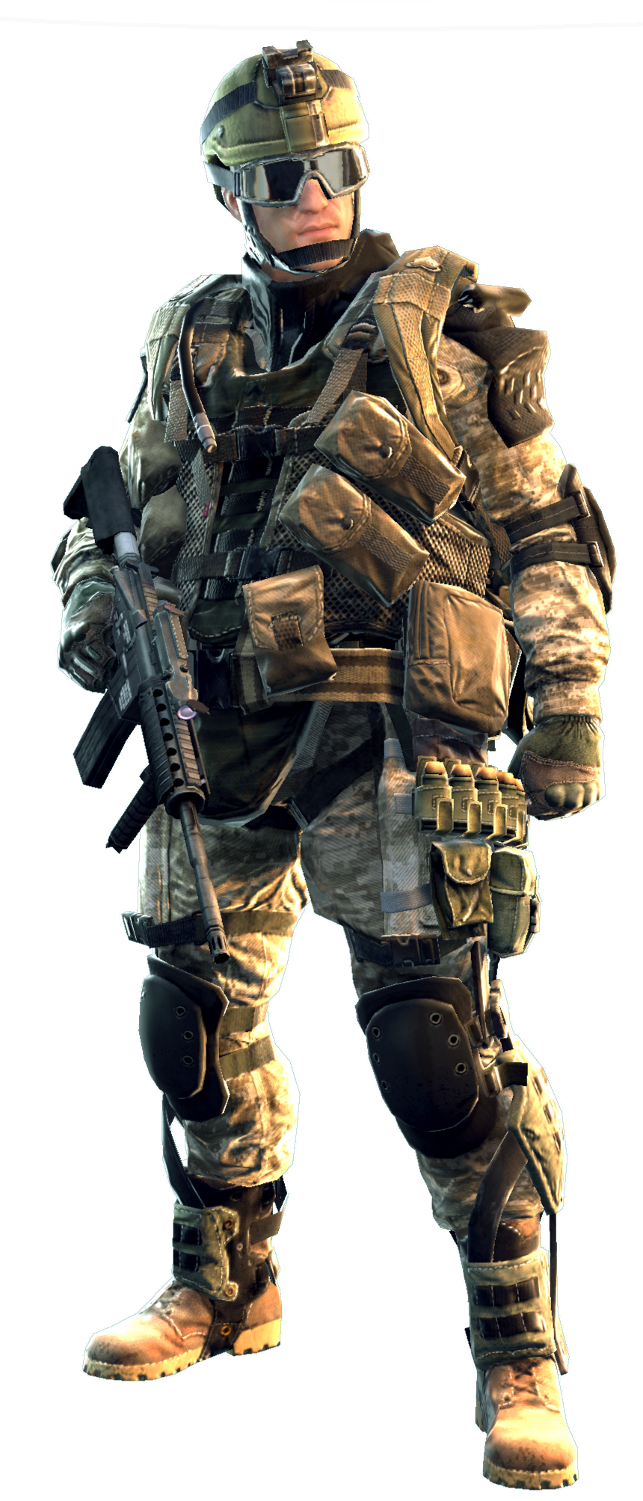 Soldier HD PNG - 95974