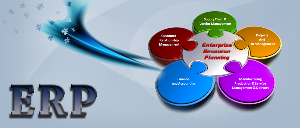 Impact is a total ERP Solutio