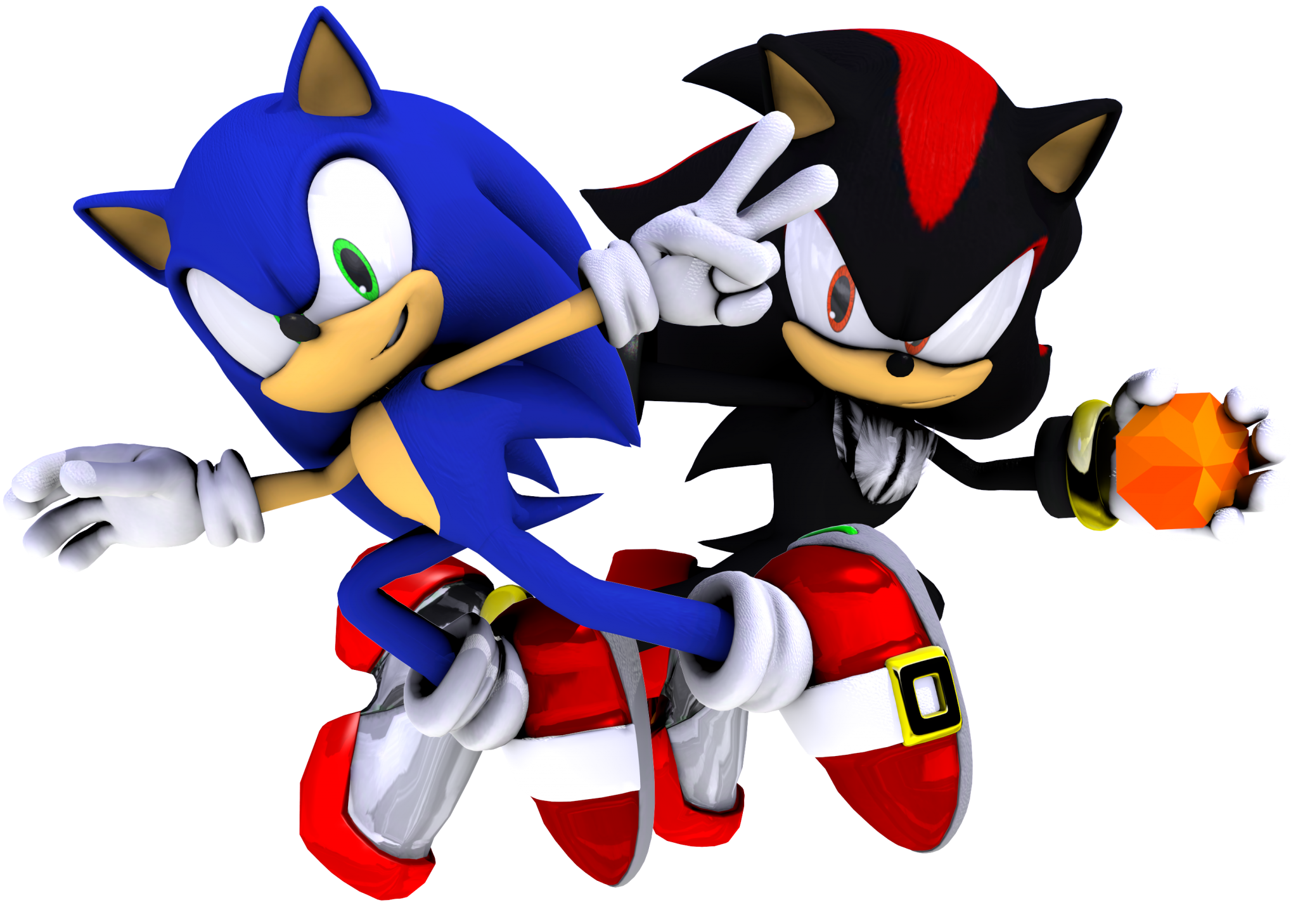 Sonic HD PNG - 120036