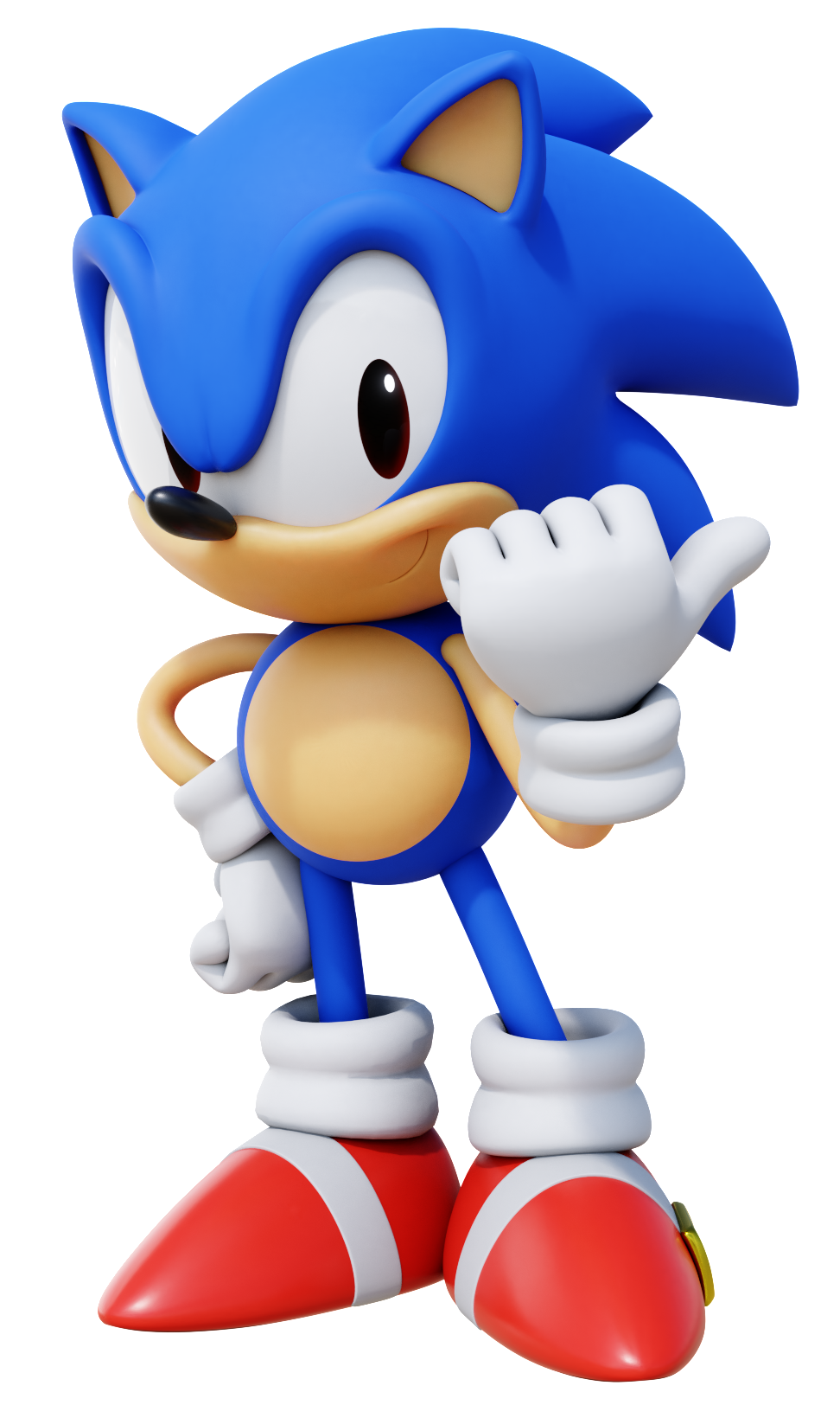 Sonic HD PNG - 120030