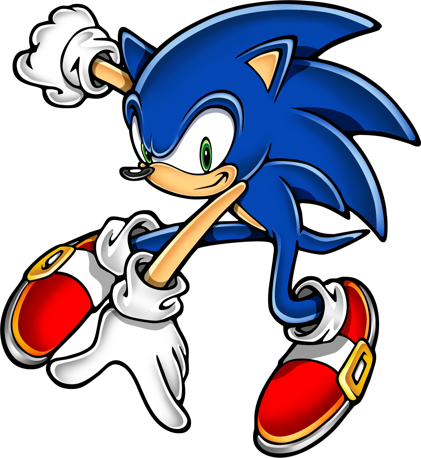 Sonic HD PNG - 120039