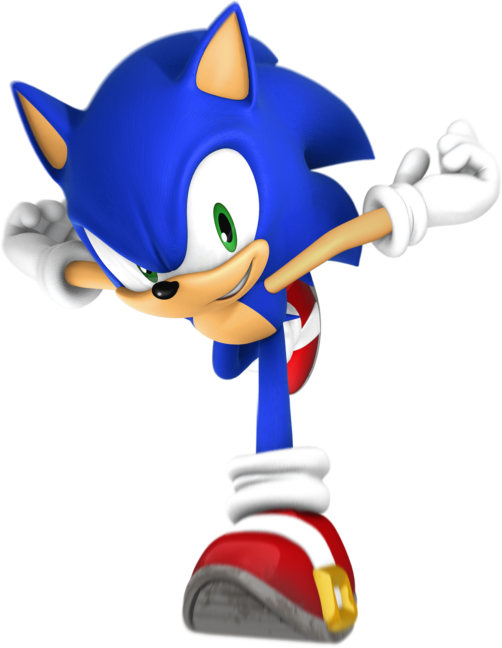 Sonic HD PNG - 120034