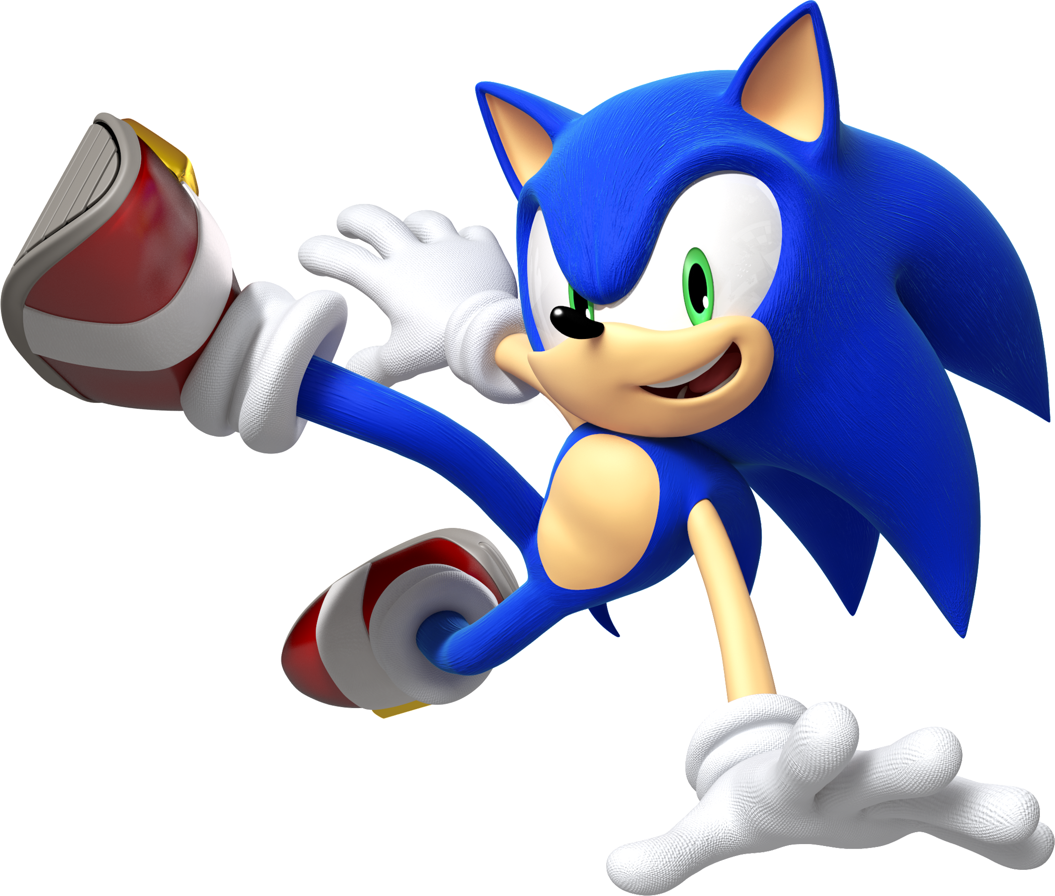 Sonic HD PNG - 120033