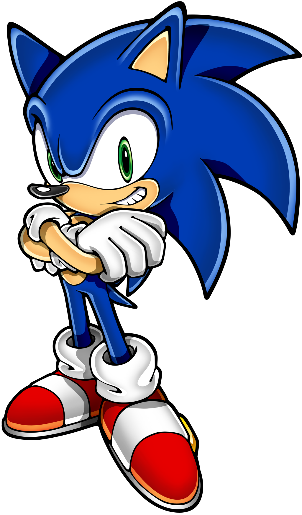 Sonic HD PNG - 120025