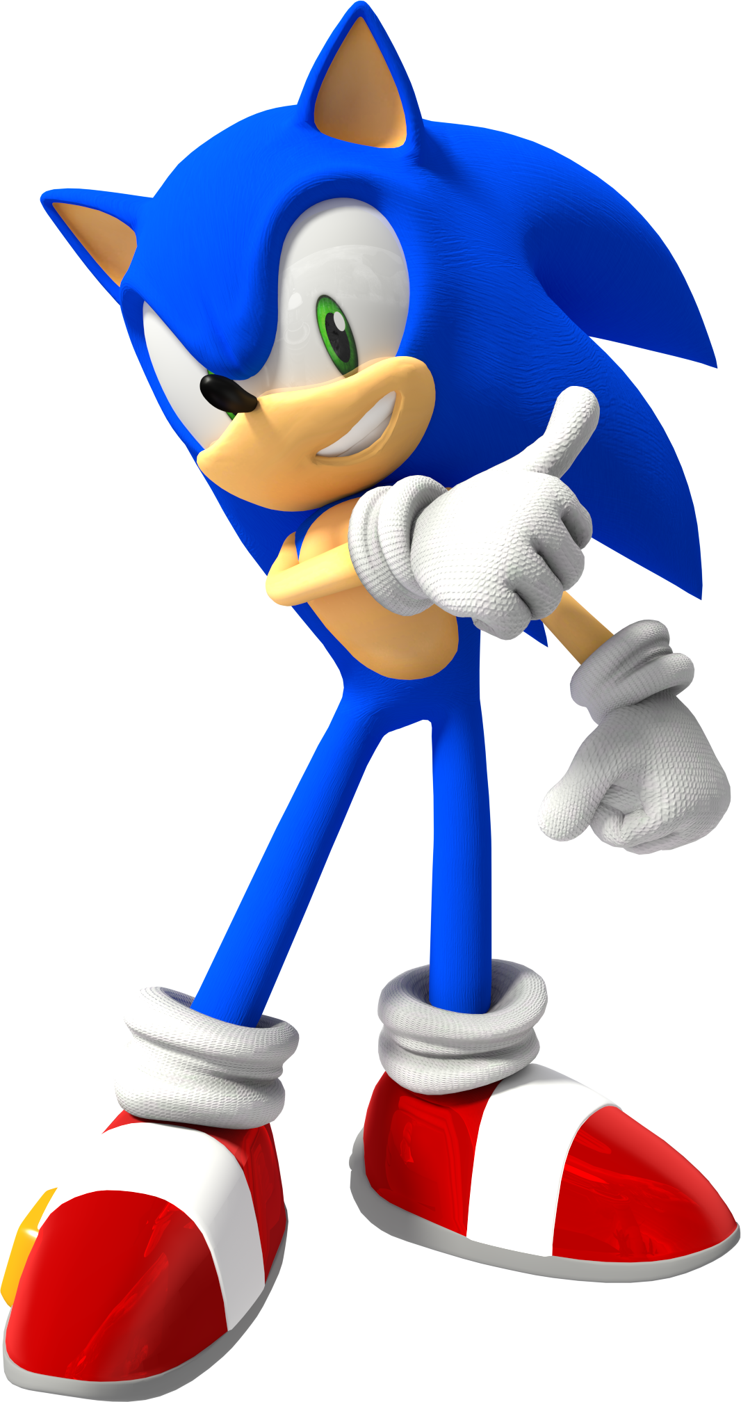 Sonic HD PNG - 120029