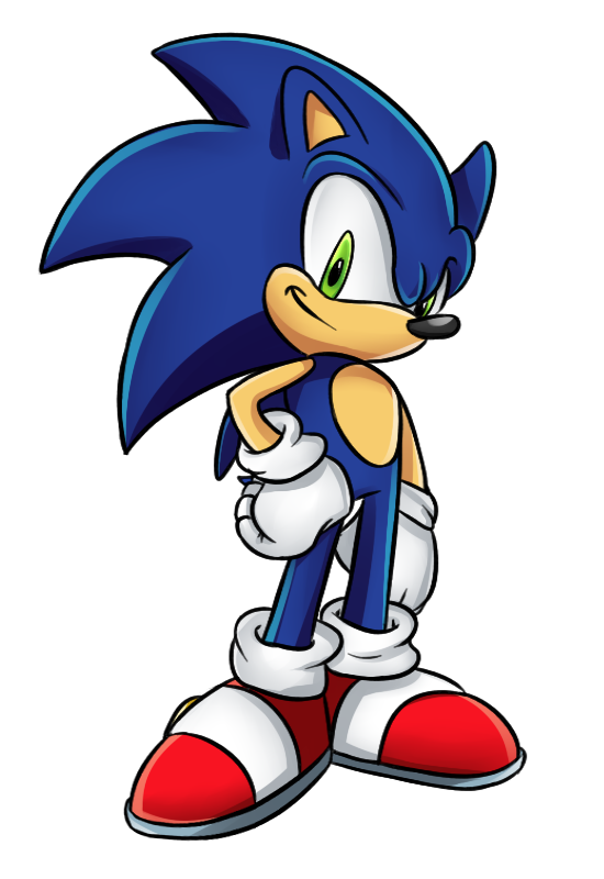 Sonic The Hedgehog PNG - 13004