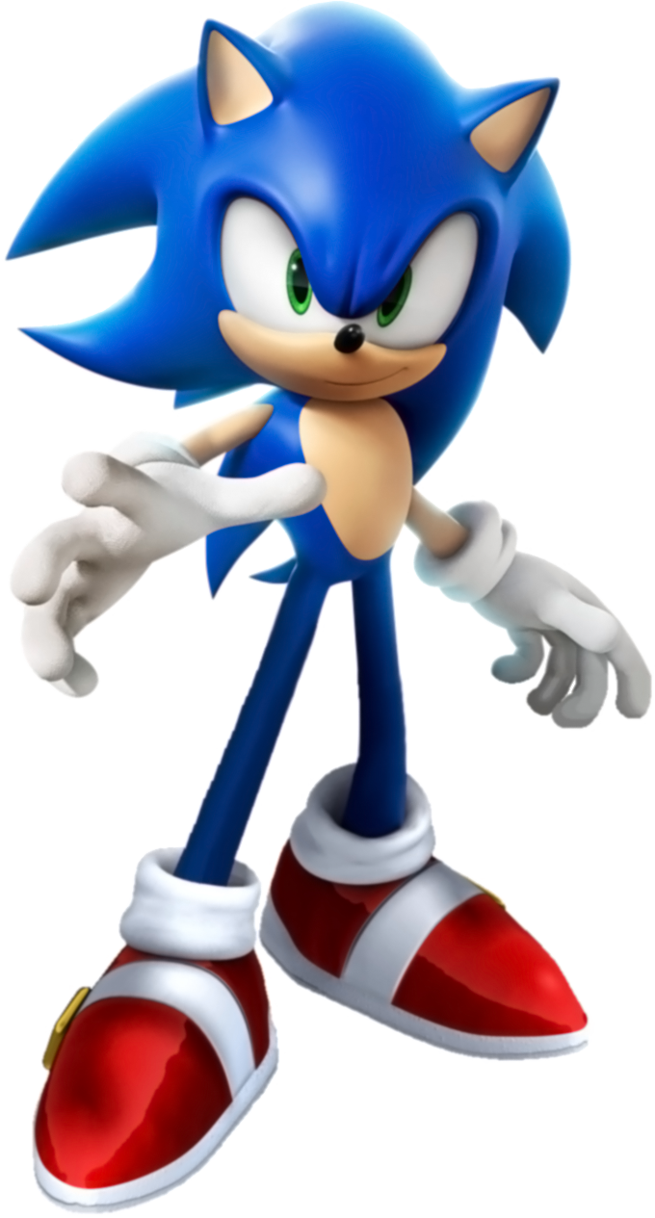 Sonic The Hedgehog PNG - 13015