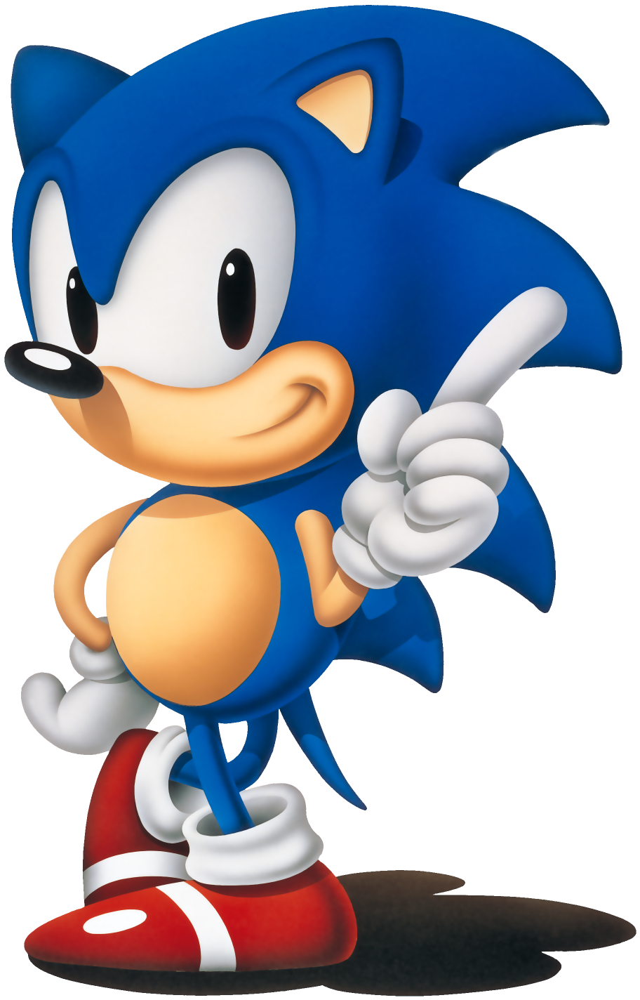 Sonic The Hedgehog PNG - 13018