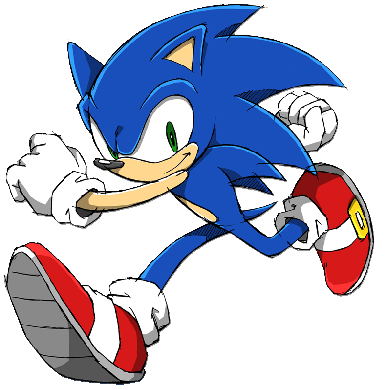 Sonic The Hedgehog PNG - 13006