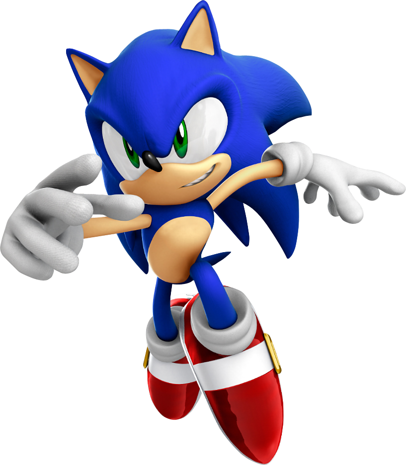 Sonic The Hedgehog PNG - 13021