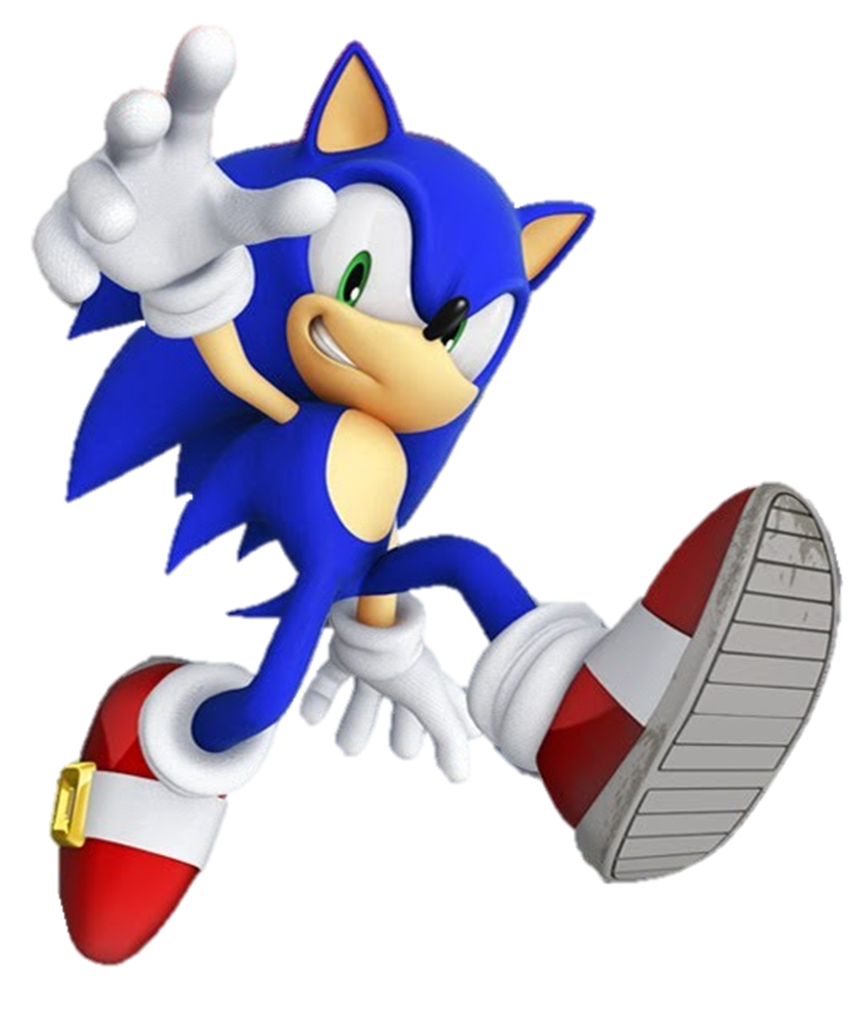 Sonic The Hedgehog PNG - 13005