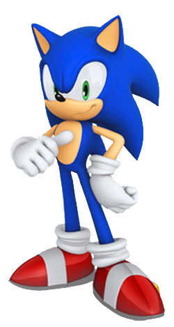 Sonic the Hedgehog.png - Sonic The Hedgehog PNG