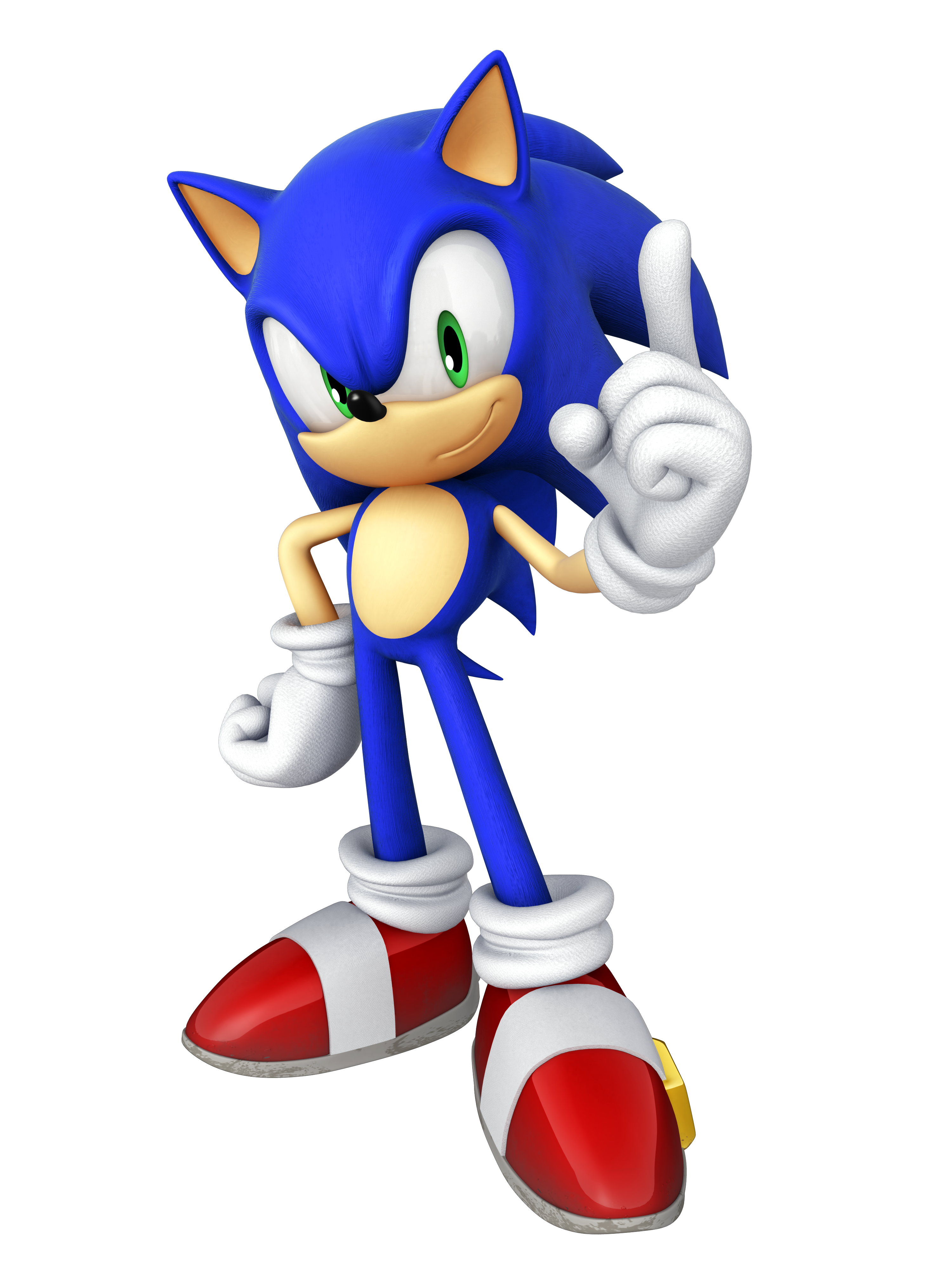 Sonic, the hedgehog.png - Sonic The Hedgehog PNG