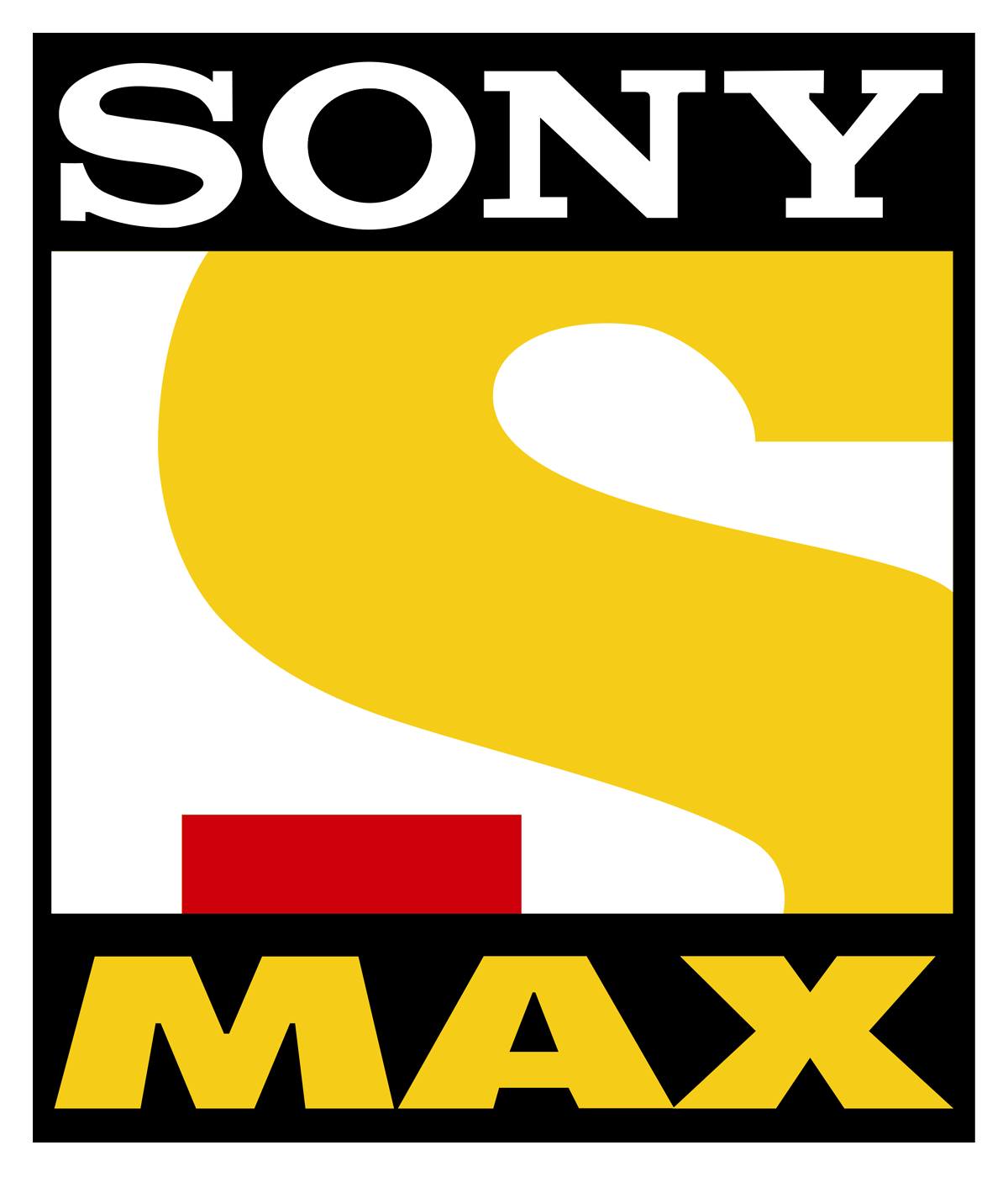 File:Sony MAX India.png - Sony HD PNG