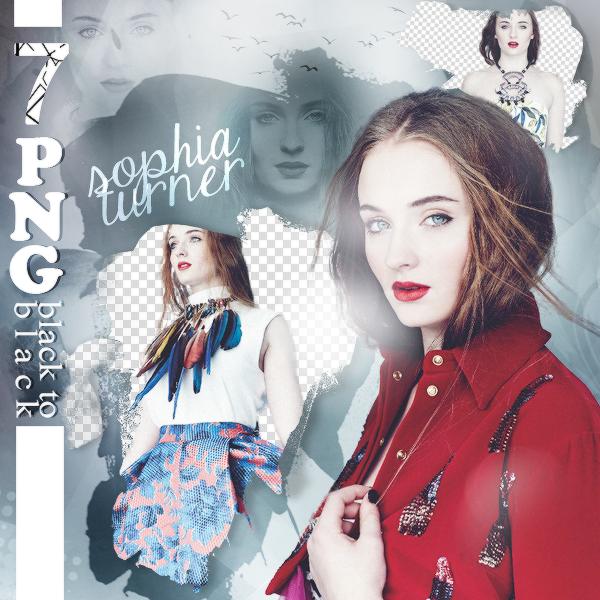 Sophie Turner PNG Pack by alwayssleep PlusPng.com  - Sophie Turner PNG