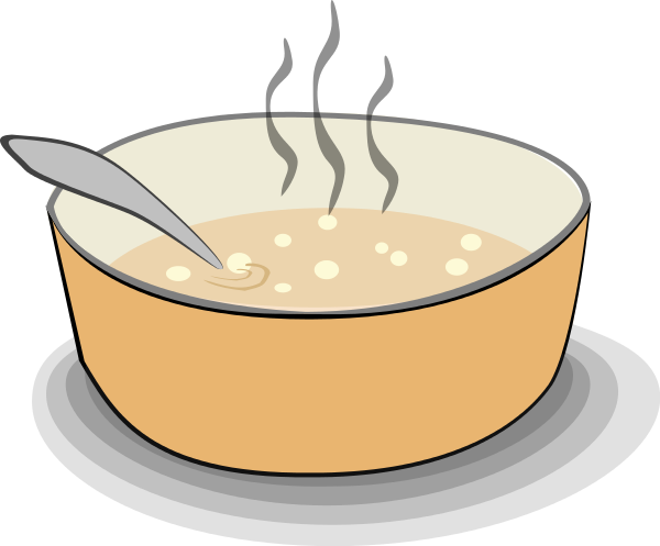 Soup Bowl PNG HD