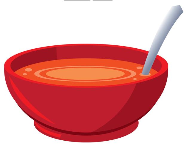 Soup Bowl PNG HD - 121057