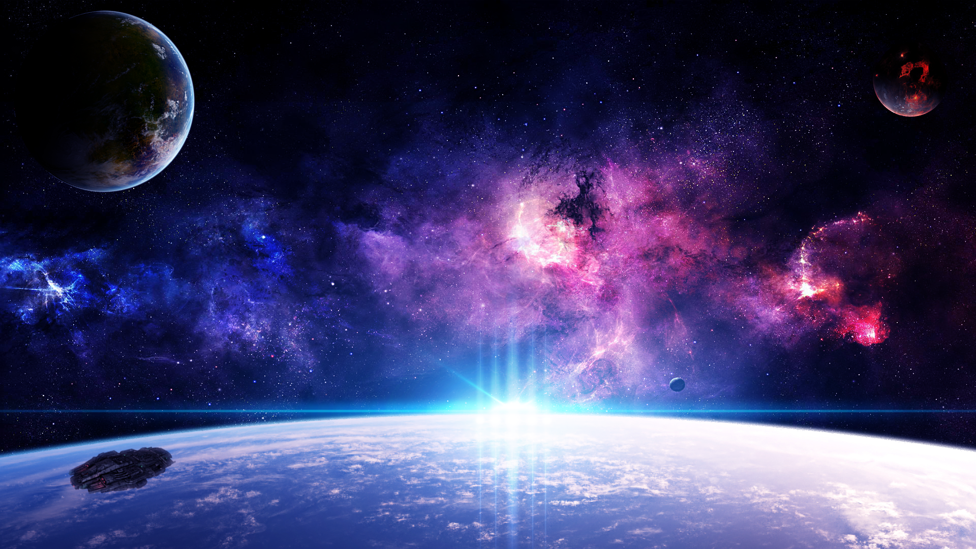 Space HD PNG - 120268