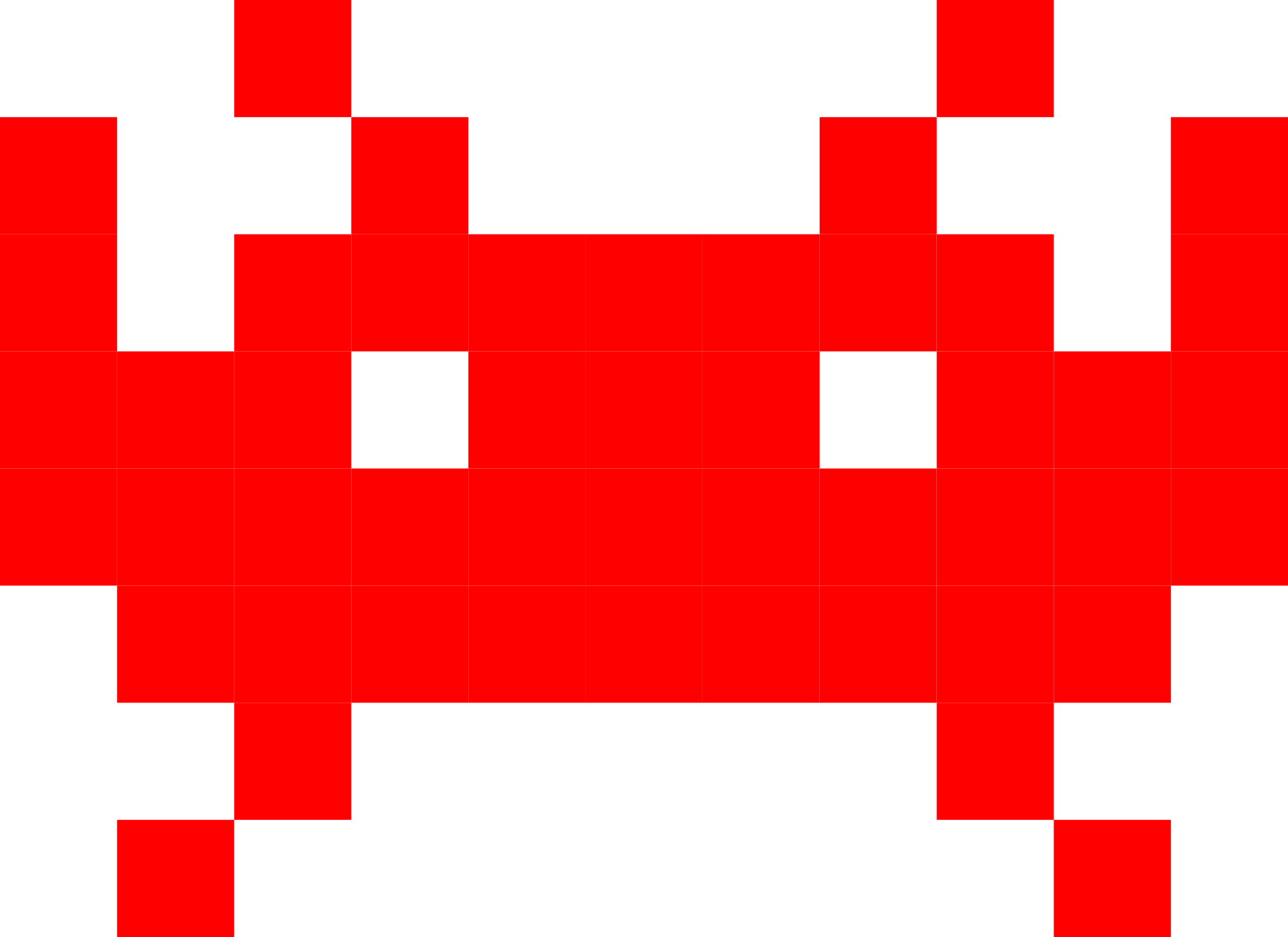 Open PlusPng.com  - Space Invaders PNG