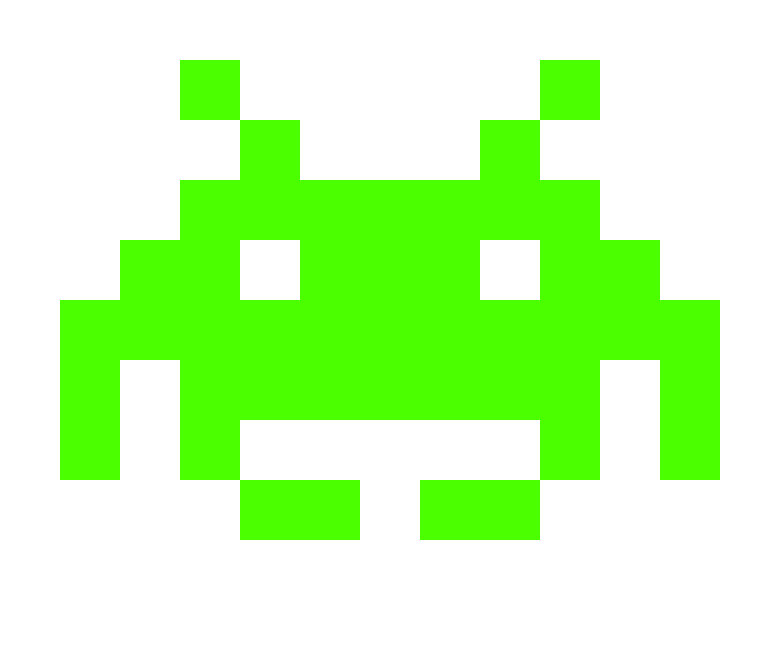 Space Invaders PNG High-Quality Image - Space Invaders PNG