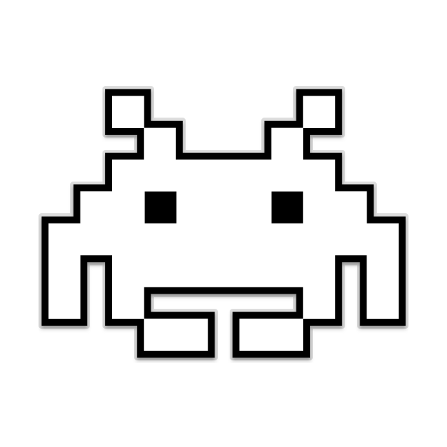 Space Invaders PNG Transparent Image - Space Invaders PNG