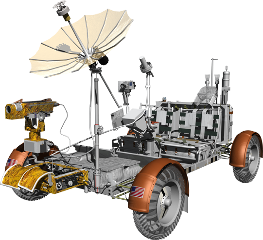 Space Rover PNG - 71140
