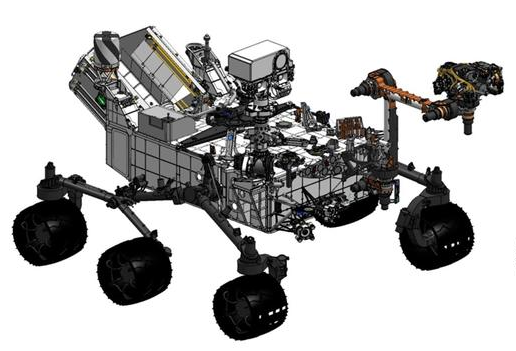 Space Rover PNG - 71149