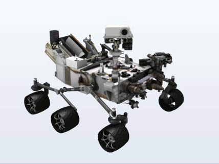 Space Rover PNG - 71136
