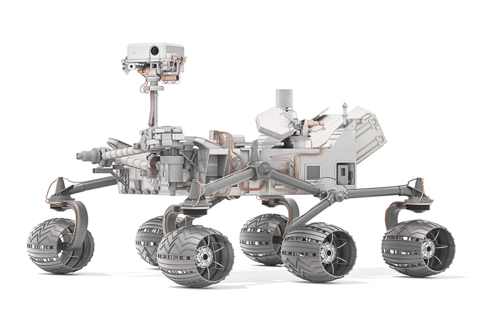 Space Rover PNG - 71133