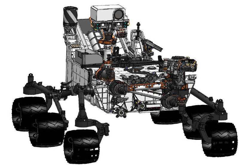 Space Rover PNG - 71141