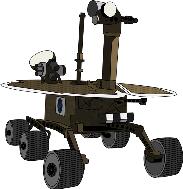 Space Rover PNG - 71134