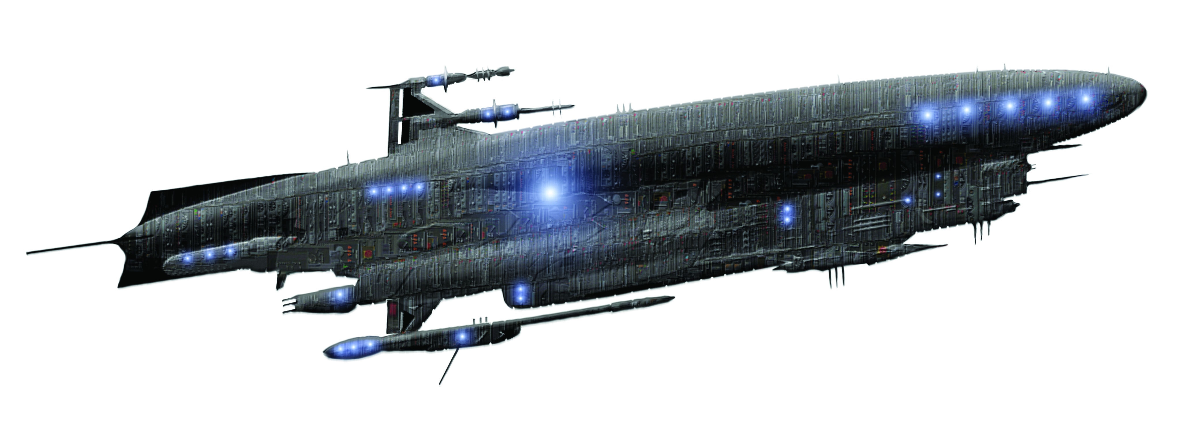 Space Ship PNG HD - 139903
