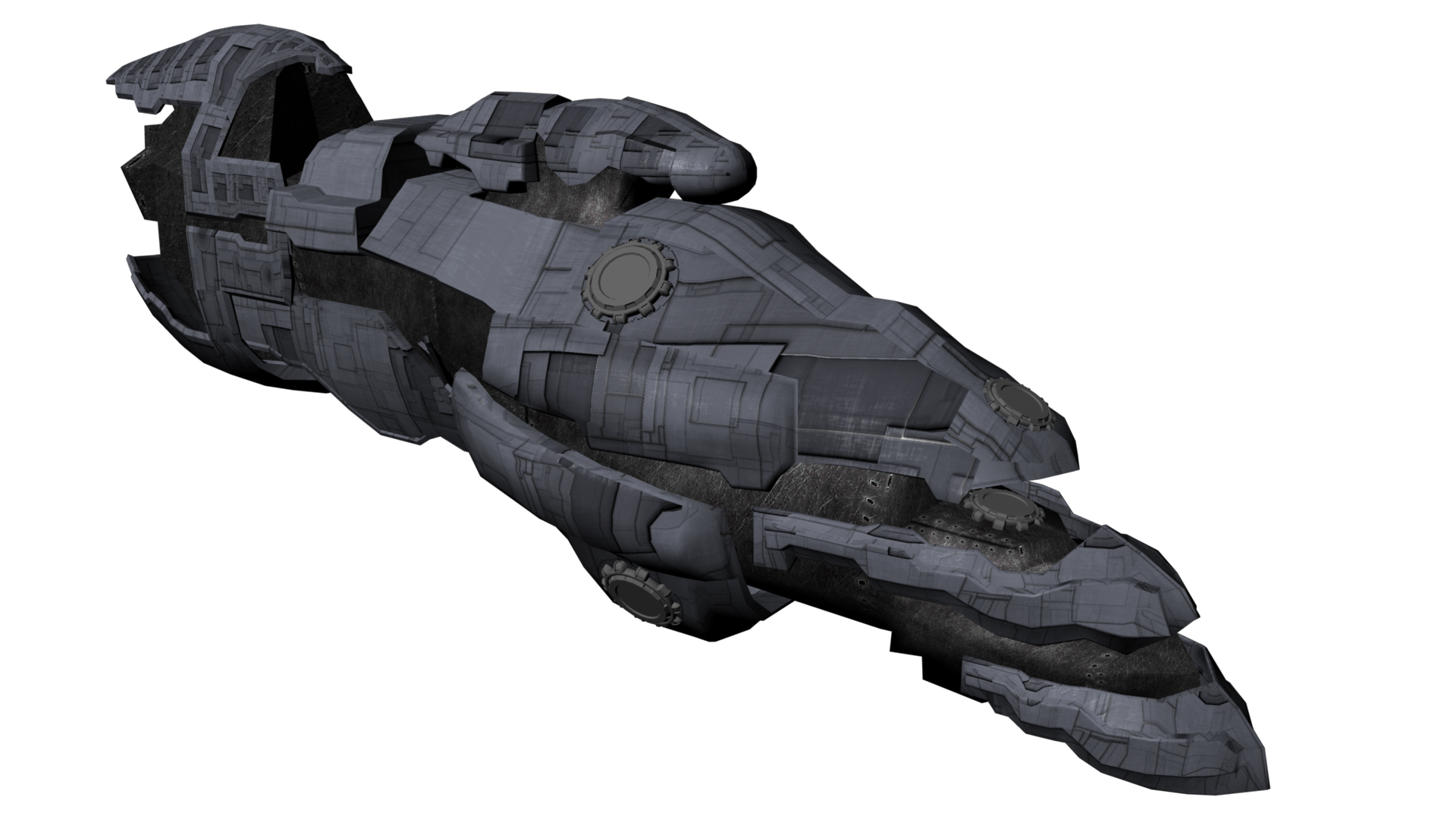 Space Ship PNG HD - 139907