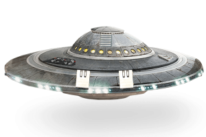 Space Ship PNG HD - 139908