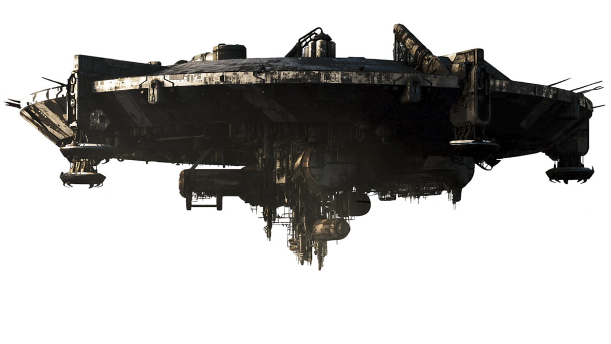Space Ship PNG HD - 139897