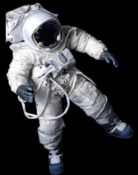 Spaceman PNG HD - 142564