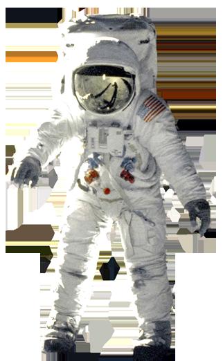 Spaceman PNG HD - 142548