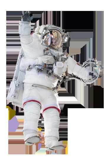 Spaceman PNG HD - 142550