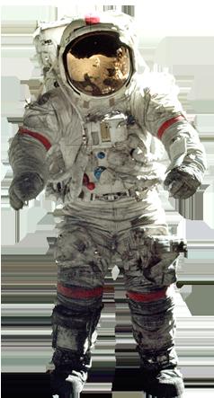 Spaceman PNG HD - 142568