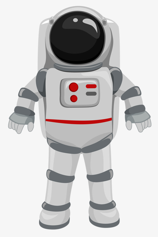 Spaceman PNG HD - 142566