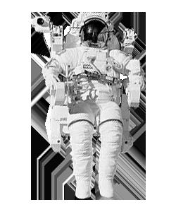 Spaceman PNG HD - 142567