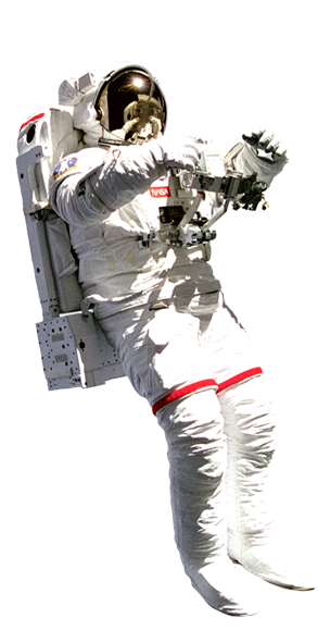 Spaceman PNG HD - 142556