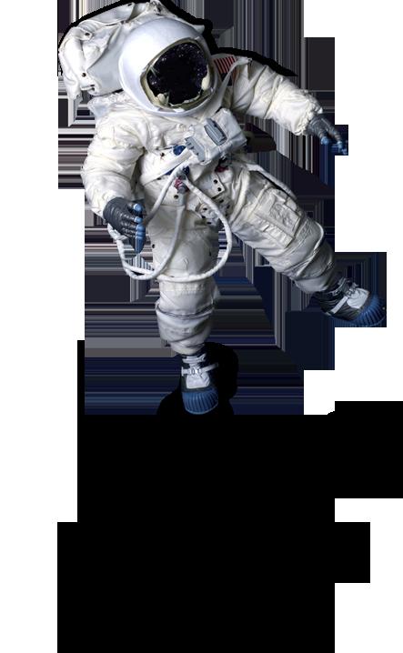 Spaceman PNG HD - 142562